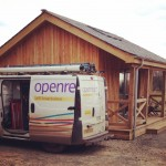 Connections – Off Grid but Online